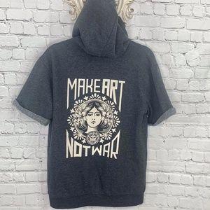 OBEY: Make Art Not War Sweatshirt